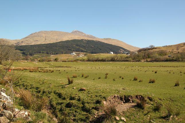 Thumbnail Land for sale in Deer View, Taynuilt, Argyllshire