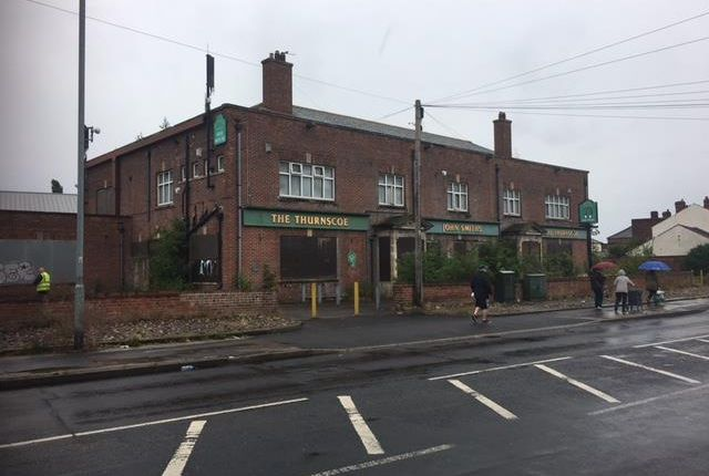 Thumbnail Commercial property for sale in Thurnscoe Hotel, Houghton Road, Thurnscoe, Rotherham