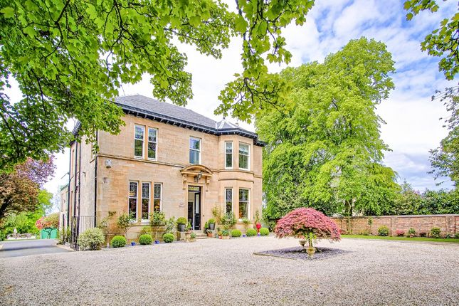Thumbnail Detached house for sale in 19 Carmunnock Road, Busby, Glasgow