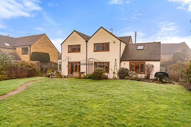 4 bed detached house for sale in Malleson Road, Gotherington, Cheltenham GL52