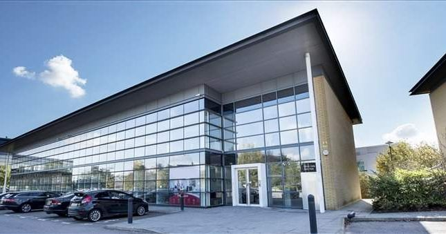 Thumbnail Office to let in Falcon Way, Shire Park, Welwyn Garden City