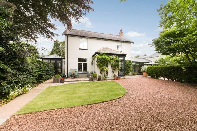 Thumbnail Detached house for sale in Meadowfield, Stagshaw Road, Corbridge, Northumberland