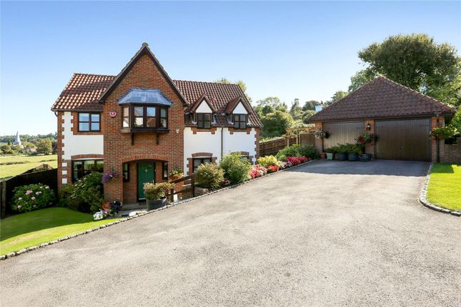 Thumbnail Detached house for sale in Church View, Almondsbury, Bristol