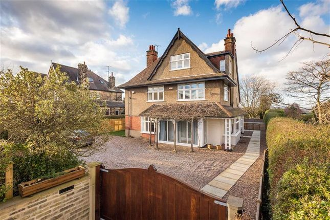 Thumbnail Detached house for sale in Duchy Road, Harrogate, North Yorkshire