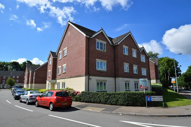 Thumbnail Flat for sale in Marle Close, Cardiff