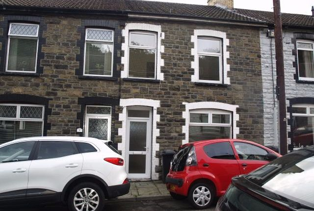 Thumbnail Terraced house for sale in Gresham Place, Treharris