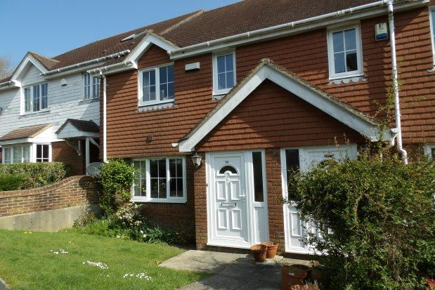 Thumbnail Terraced house to rent in Durgates, Wadhurst
