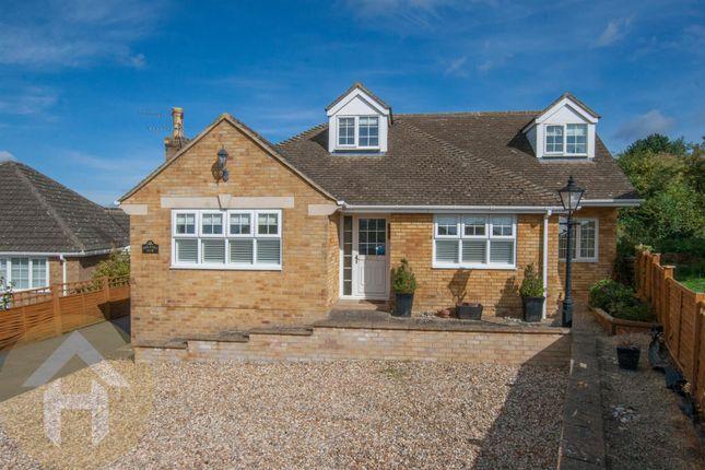 Thumbnail Detached bungalow for sale in Miltons Way, Wootton Bassett, Swindon