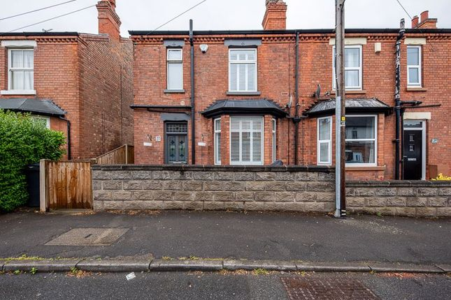 3 bed semi-detached house to rent in Willow Road, Carlton, Nottingham NG4