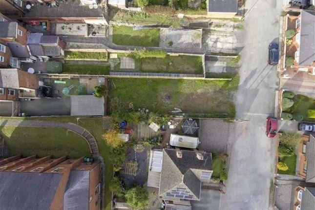 Aerial View of Duke Street, Wrexham LL11