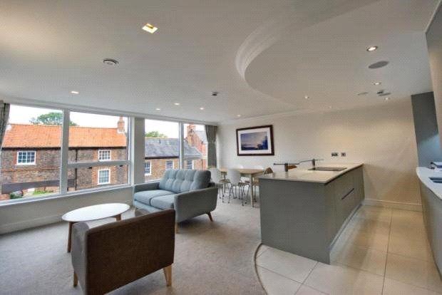 Thumbnail Flat to rent in Biba House, St. Saviours Place, York