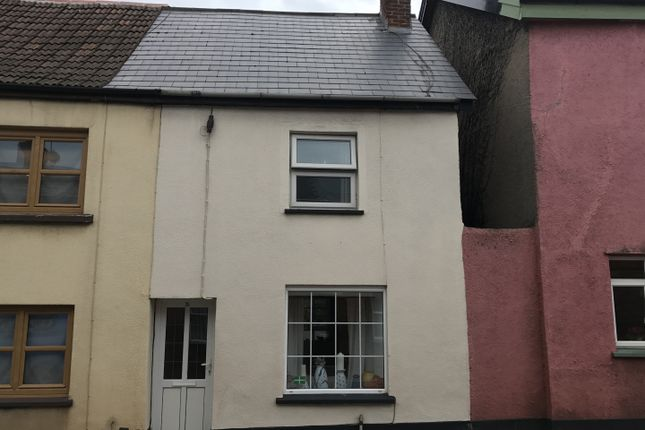 Thumbnail End terrace house for sale in Mill Street, Crediton