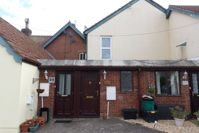 Thumbnail Maisonette to rent in School Road, Westonzoyland, Bridgwater
