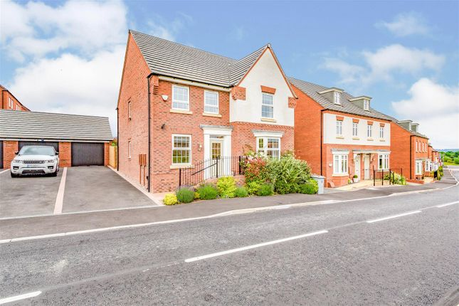 Thumbnail Detached house for sale in Arundel Drive, Grantham