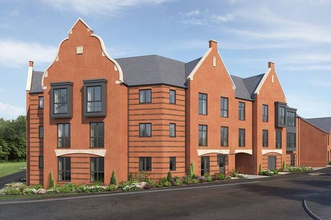 """Thumbnail Flat for sale in """"Havelock House Apartments Plot 85"""" at Fire Station Road, Aldershot"""