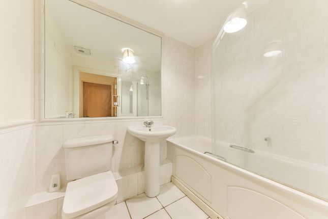 Bathroom of Drake House, St George Wharf, Vauxhall SW8