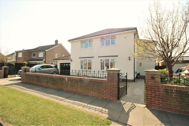 Thumbnail Detached house for sale in Harlsey Road, Stockton-On-Tees