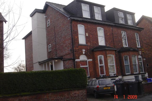 Thumbnail Property to rent in Amherst Road, Fallowfield, Machester