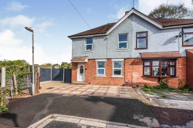3 bed semi-detached house for sale in Portefields Road, East Worcester, Worcester, Worcestershire WR4