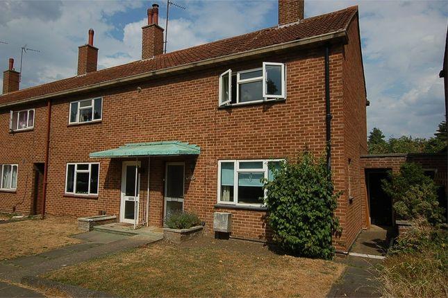 Thumbnail End terrace house for sale in Harborough Road, Kingsthorpe, Northampton