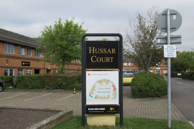 Thumbnail Office for sale in 9 Dragoon House, Hussar Court, Waterlooville, Hampshire