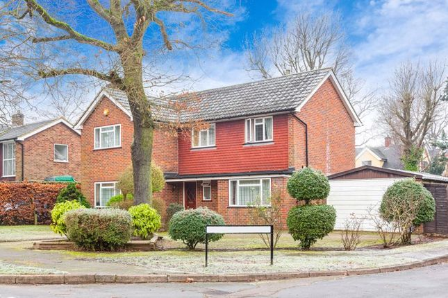 Thumbnail Detached house for sale in Dartnell Park Road, West Byfleet