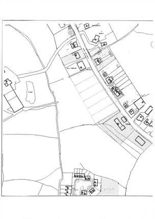 Thumbnail Land for sale in No. Plots, Heol Caegwyn, Drefach, Llanelli