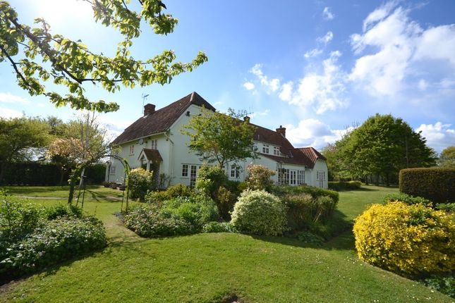 Thumbnail Detached house for sale in Frenches Green, Felsted, Dunmow