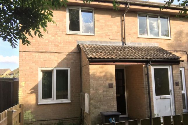 Thumbnail Flat for sale in Bardsey Close, Woodshaw, Royal Wootton Bassett