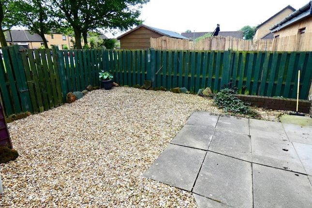 Rear Garden of 20 Central Avenue, Gretna, Dumfries And Galloway DG16