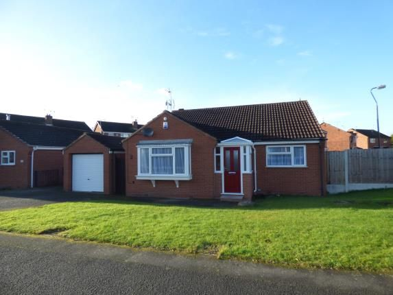 Thumbnail Bungalow for sale in Glastonbury Road, Alvaston, Derby, Derbyshire