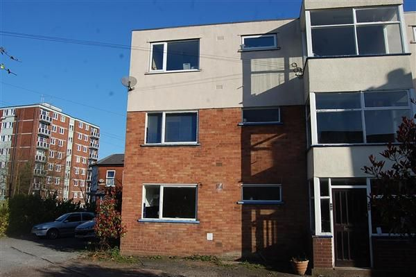 Thumbnail Flat to rent in Lysways Street, Walsall