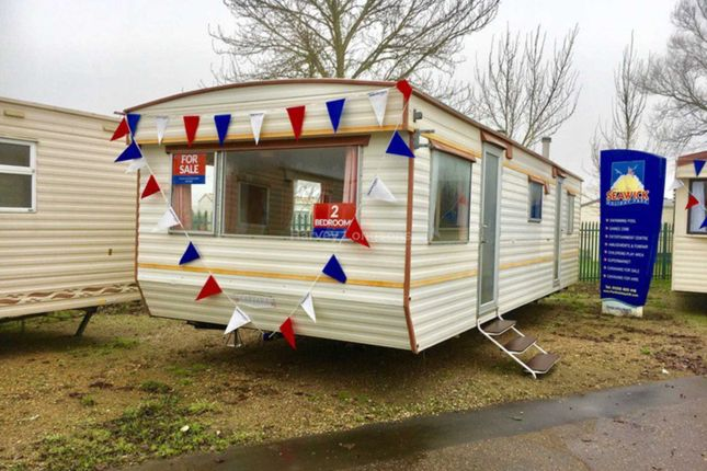 Mobile/park home for sale in Seawick Holiday Park, Beach Road, St Osyth, Nr Clacton-On-Sea
