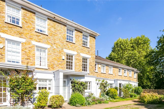 Thumbnail Terraced house for sale in Chester Close, Queens Ride, London