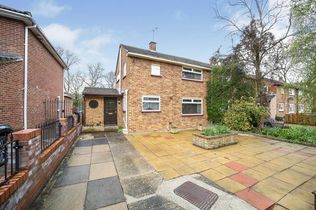 Thumbnail Semi-detached house for sale in Walpole Road, Cherry Hinton, Cambridge