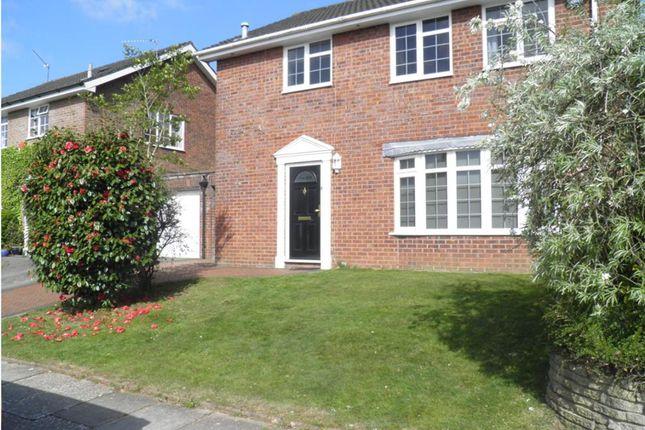 Thumbnail Detached house to rent in Ridgeway, Lisvane, Cardiff