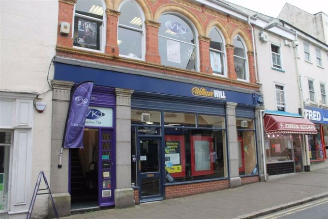 Thumbnail Retail premises to let in 26, Fore Street, Bodmin