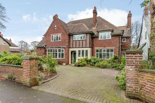 Thumbnail Detached house for sale in Hermitage Road, Edgbaston, Birmingham