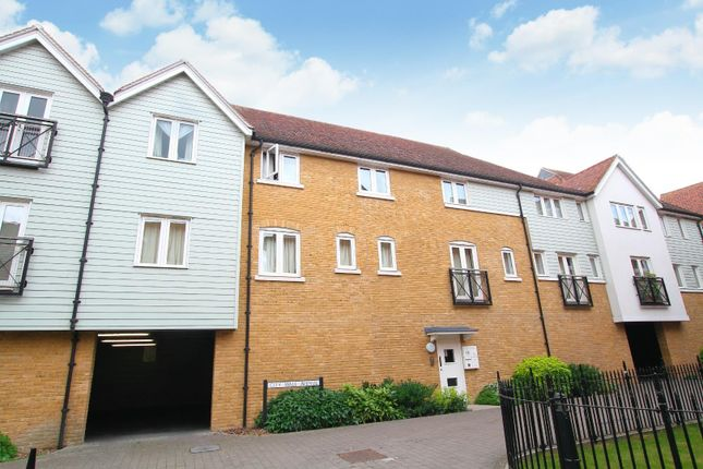Thumbnail Flat for sale in City Wall Avenue, Canterbury