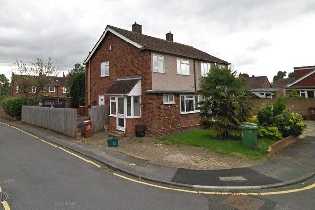Thumbnail Semi-detached house to rent in Otford Close, Bexley