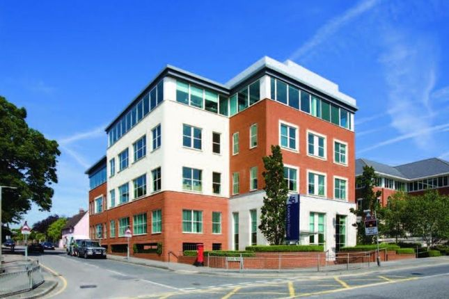 Thumbnail Office to let in 1st Floor, 45 London Road, Reigate