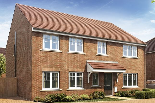 "Thumbnail Detached house for sale in ""The Holborn"" at Manor Lane, Maidenhead"
