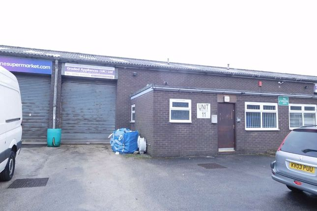 Thumbnail Light industrial to let in Spedding Road, Stoke-On-Trent, Staffordshire