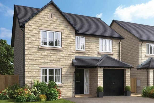 Thumbnail Detached house for sale in The Lucerne, Strawberry Fields, Gisburn, Clitheroe
