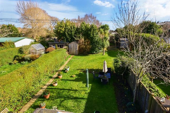 Rear Garden of Colwell Road, Freshwater, Isle Of Wight PO39