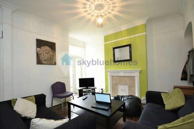 Thumbnail Terraced house to rent in Brazil Street, Leicester