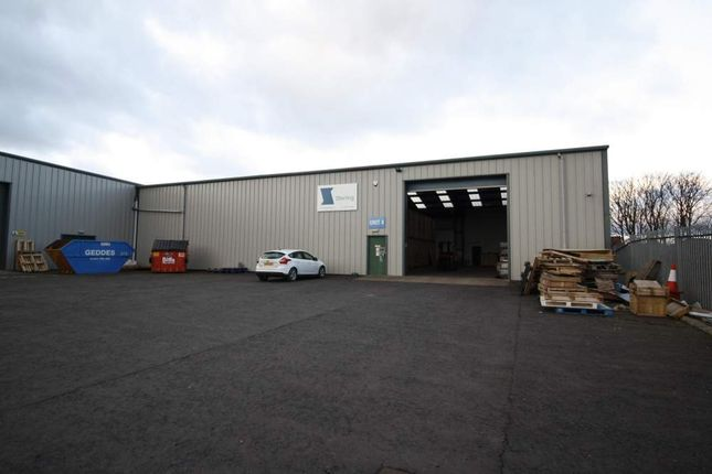 Thumbnail Warehouse to let in Unit 4, Elliot Business Park, Arbroath