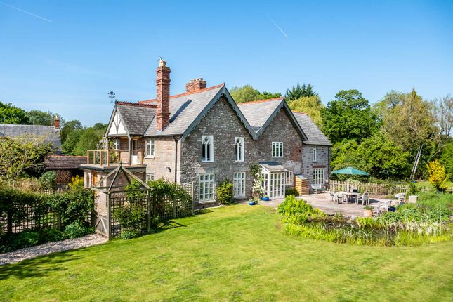 Thumbnail Detached house for sale in Walford, Ross-On-Wye