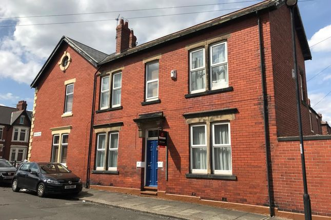 Thumbnail Terraced house to rent in Agricola Road, Fenham, Newcastle Upon Tyne