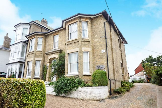 Thumbnail Flat for sale in The Limes, London Road, Halesworth
